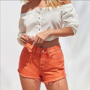BDG Urban Outfitters High Waisted Shorts